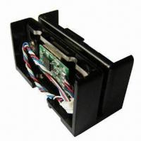 Buy cheap Magnetic Strip Card Reader Module, Supports 3 Tracks Reading, Bi-directional Swipe from wholesalers