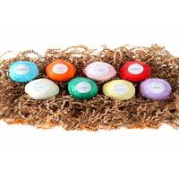 Buy cheap Organic Lush Spa Bath Fizz Balls For Women , Mom , Girls And Teens from wholesalers