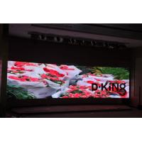 Buy cheap High Contrast P4 Indoor Full Color LED Display 16bit Gray Scale from wholesalers