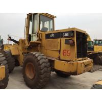 Buy cheap Used Wheel Loader CAT 936F from wholesalers