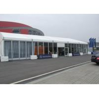 Buy cheap Glass Wall Marquee Backyard Party Tent 30x30m With Roof Linine , Rent Wedding Tent from wholesalers