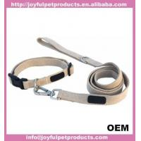 Buy cheap 100% Natural Organic Hemp martingale dog collars and leashes from wholesalers