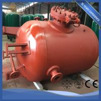 Nitrogen Machine System Natural Gas Storage Tank Carbon Steel / Stainless Steel