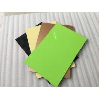 Buy cheap Vivid Color PVDF Aluminum Composite Panel Exterior Wall Cladding Materials product