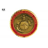 Buy cheap Collectable Us Air Force Challenge Coins , Modern Commemorative Coin Collection product