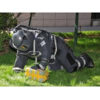 Buy cheap Comfortable Bomb Disposal Uniform, EOD Bomb Defusal Suit User Friendly Design from wholesalers