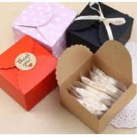 Buy cheap Custom Candy Christmas Packaging Boxes Christmas Present Decoration Boxes from wholesalers