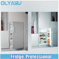 Buy cheap OLYAIR 2014 SINGLE DOOR BUILT IN REFRIGERATOR BD-114 OUTSIDE CONDENSER from wholesalers