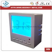 Buy cheap Heating Floor External Fixed Room Thermostat for 7 Days Prgrammable from wholesalers