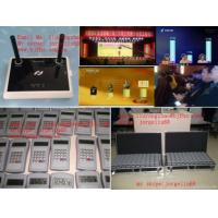 Buy cheap Audience Response System from wholesalers