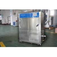 Buy cheap Electronic UV Aging Test Chamber With LCD touch screen Controller For Industrial from wholesalers