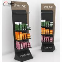 Buy cheap Promotion Design Cosmetic Display Stand Beauty Salon Cosmetic Gondola Display from wholesalers