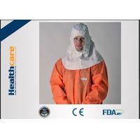 Buy cheap Non Woven PP Disposable Surgical Hood Cap For Cover Nose And Mouth Breathable from wholesalers