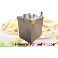 Buy cheap Banana Chips Cutting Machine|Plantain Chips Slicer Machine For Sale from wholesalers