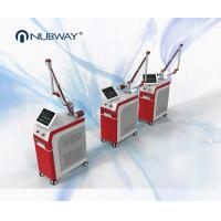 Buy cheap hot sale multifunctional nd yag laser machine tattoo removal& skin rejuvenation & spider vein removal machine from wholesalers