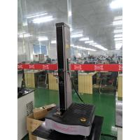 Buy cheap Single Column Mechanical Testing Machine Compression Test 1KN ISO 37 ASTM D412 product