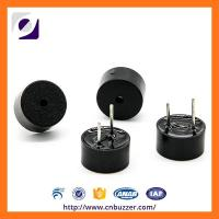 Buy cheap Black Active Electro Magnetic Buzzer 5V With Cu Pin 80dB For Toy from wholesalers