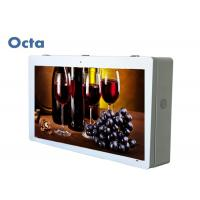 Buy cheap 3G Android Network Digital Signage wifi LCD Advertising kiosks Displays from wholesalers