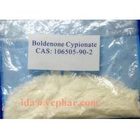 Buy cheap Steroid Powder Boldenone Cypionate and High quality and white powder CAS NO.106505-90-2 from wholesalers