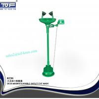 Buy cheap free standing eye wash station  face wash from wholesalers