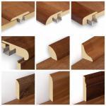 Buy cheap HDF/MDF Skirting Board/Floor Skirting for Laminate Flooring from wholesalers