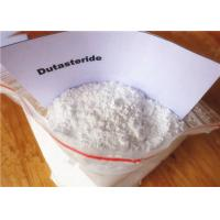 Buy cheap Anabolic Anti Estrogen Steroids White Avodart Dutasteride Powder CAS 164656-23-9 from wholesalers