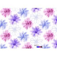 Buy cheap Floral bedding Sublimation 28gsm Printing Transfer Paper 100% Polyester Fabrics product