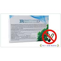 Buy cheap Smoking Cessation Cigarette Harm Reduction Card With RoHS Approve from wholesalers