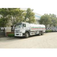 Buy cheap Commercial 8000 Gallon Water Container Truck Heavy Duty 6x4 Alloy Frame product