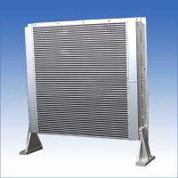 Buy cheap Robust Plate Fin Air Compressor Heat Exchanger , -10-220 Deg C temp product