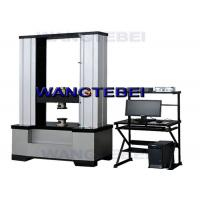 Digital Universal Testing Machine , Ultimate Testing Machine Capacity Optional