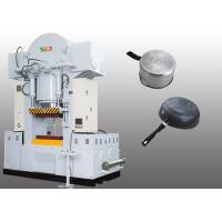 Buy cheap Deep Drawing Fry Pan Custom Hydraulic Press For Aluminum Forge Pot from wholesalers