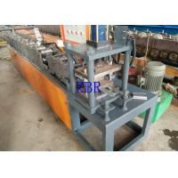 Buy cheap Pneumatic Steel Frame Roll Forming Machine 508mm Coil Inner Diameter product