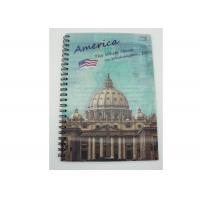 Buy cheap Custom A4 Size Lenticular Notebook product