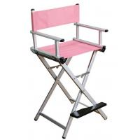 Buy cheap Elegant Lightweight Black Mac Makeup Chair For Cosmetic / Hairdressing Salon from wholesalers