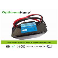 Buy cheap High Energy Density Deep Cycle Leisure Battery For Back Up System / Street Light product