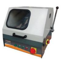 Buy cheap Manual Metallographic Cutting Machine Electronic Power 2800 R/Min Main Shift Speed from wholesalers