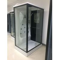 Buy cheap Back Jets Massage Complete Shower Room 3 Sided Waste Drain / Syphon Included from wholesalers