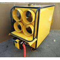 Buy cheap High Power Poultry Brooder Heater , Fuel Oil Heater 80 - 120 Kilowatt product