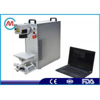Buy cheap 30w High Capacity Co2 Laser Marking Equipment For Wood / Bamboo Air Cooling Type from wholesalers