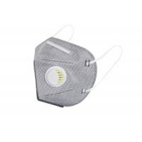 Quality Healthy Breathing Meltblown Fabric Bfe95 Kn95 Dustproof Mask for sale