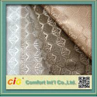 Buy cheap Custom PVC Leather Stocklot , B Grade Artificial Leather Fabric For Bag / Furniture from wholesalers