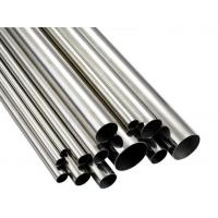 Buy cheap Bright Stainless Steel Pipe For Mechanical Structure / Building Decoration from wholesalers