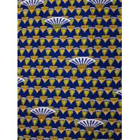 Buy cheap 100% COTTON imitation wax printed fabric  AFRICA from wholesalers
