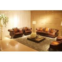 Buy cheap Top Grain Leather Sofa (A3) from wholesalers