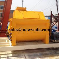 Buy cheap Ready mixed concrete mixer JS2000 from wholesalers