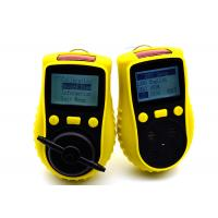 Buy cheap Handheld 0 - 500ppm Carbon Monoxide Single Gas Detector With LCD Display product