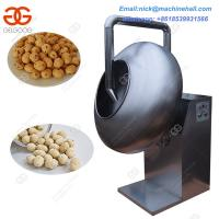 Buy cheap Peanut/nuts/almond Coating Machine/Automatic Pranut Coating Machine/Professional Peanut Sugar Coating Machine from wholesalers