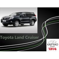 Buy cheap Convient Universal Toyota Running Boards For Land Crusier , 2 Years Warranty product