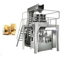 Buy cheap chocolate Packing machine stand up pouch filling machine from wholesalers